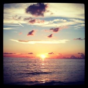 Beautiful Sunset at Anna Maria